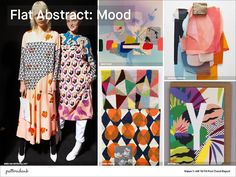 Vision 1: Autumn/Winter 2018/19 Print Trend Report | Patternbank