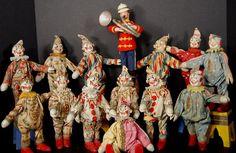 Judith's Clowns