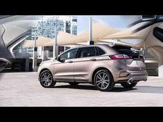 Video: 2018 Ford Edge Titanium Elite #Ford #Edge #Titanium #Elite #new... Ford Edge Suv, New Ford Edge, All Cars, New Girl, Classic Cars, Vintage Classic Cars, Classic Trucks