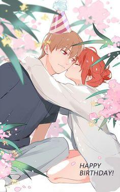 Okita Sougo x Kagura Anime Love Couple, Manga Couple, Cute Anime Couples, Anime Cosplay, Kawaii Anime, Manga Romance, Gintama, Ange Demon, Okikagu