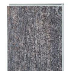 LifeProof Seasoned Wood Multi-Width x in. L Luxury Vinyl Plank Flooring sq. / - The Home Depot Luxury Vinyl Flooring, Vinyl Plank Flooring, Luxury Vinyl Plank, Diy Flooring, Flooring Ideas, Varathane Wood Stain, Cove Base, Restore Wood, Seasoned Wood