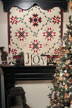 Christmas Spirit - Hollyhill Quilt Shoppe & Mercantile, LLC