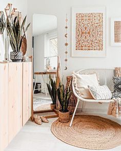 Bohemian Latest And Stylish Home decor Design And Life Style Ideas - Bohemian Home Bedroom Living Room Sets, Living Room Furniture, Rustic Furniture, Stylish Home Decor, Earthy Home Decor, Modern Decor, Rustic Decor, Room Pictures, Aesthetic Rooms