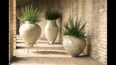 Vessou Planters Luxury English plant pots. Made in England. Timeless design, hand crafted.