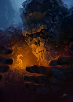Delighted King by Alexey Egorov | Fantasy | 2D | CGSociety