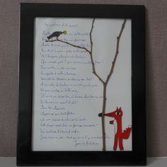 le corbeau et le renard de la fable l 39 histoire c3 fables pinterest le corbeau le. Black Bedroom Furniture Sets. Home Design Ideas