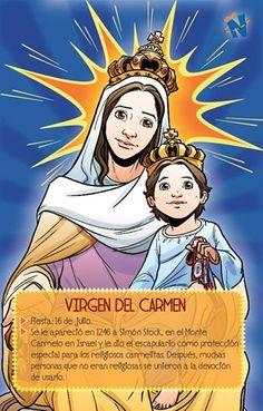 Virgen del Carmen Club NET