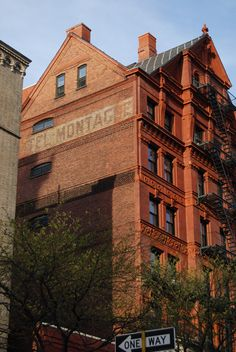 .Montague Street, Brooklyn Heights