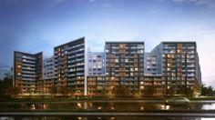 CGarchitect - Professional 3D Architectural Visualization User Community | Słodowiec City