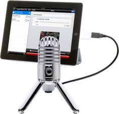 Using a USB Microphone with an iPad