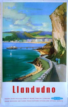 Image from http://www.claudebuckle.co.uk/posters/llandudno.jpg.