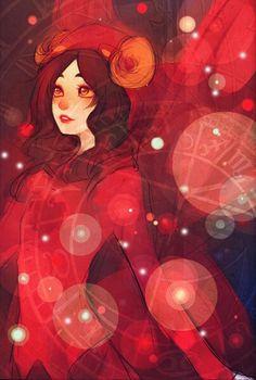Aradia Megido in her god tier. :3 Trickster of theives - Zerochan