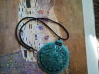 Turquoise Pendant.....Free Shipping in USA