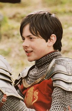 Skandar Keynes as Edmund Pevensie - The Chronicles of Narnia The Lion, The Witch, and The Wardrobe