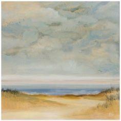 Coastal Calm Wall Art - BedBathandBeyond.com