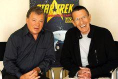 51 Jahre lang waren die Karrieren von Shatner und Nimoy eng verknüpft.