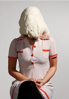 Weirdough =) From Dough Portraits Søren Dahlgaard Fine Art Photography, Portrait Photography, Guy Bourdin, Art Jokes, Hidden Face, Photoshop, Drip Painting, Two Faces, Weird And Wonderful