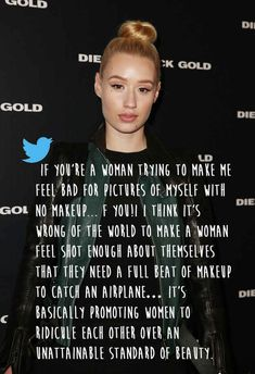 I love her so much more now Iggy Azalea | 20 Celebrities Who Totally Owned Their Body Image Trolls