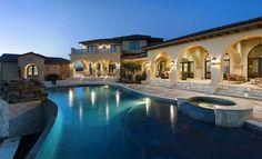 Ville di lusso con piscina n.13