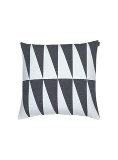 Ararat cushion cover from Marimekko by Maija Isola, Kristina Isola Modern Throw Pillows, Throw Cushions, Toss Pillows, Couch Pillows, Decorative Throw Pillows, Floor Cushions, Accent Pillows, Marimekko, Pillow Shams