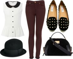 """Untitled #1281"" by florencia95 ❤ liked on Polyvore"