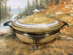 Royal Rochester Covered Baking Dish Casserole by AdoptAKeepsake
