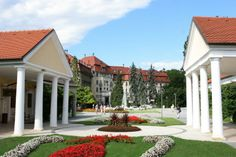 Piestany, Slovakia, where I used to live! Sectional Furniture, Bratislava, Capital City, Czech Republic, Places Ive Been, Around The Worlds, Mansions, Landscape, Architecture
