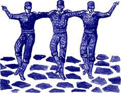 Sirtaki - ilustración