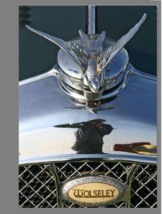 1934 Wolseley Hornet özel kukuleta süs ve rozeti…..Re- pin brought to you by #LowcostcarIns at #HouseofInsurance #Eugene,Oregon