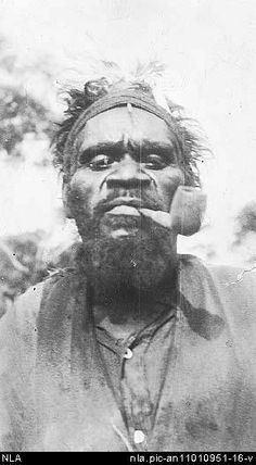 ABORIGINE PIPE SMOKING   You may save or print this image for research and study. If you wish ...