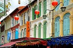 Image result for Singapore Shop Houses