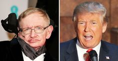 Physicist Stephen Hawking said in a new interview that he doesn't understand presumptive Republican presidential nominee Donald Trump's popularity — details