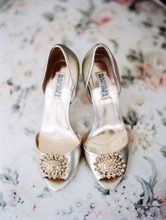 zapatos para novias de Badgley Mischka 19