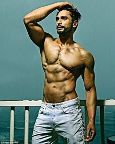Mr World 2016: Rohit Khandelwal has won Mr World contest and the title for the world's most desirable man held Southport in the UK on Tuesday evening