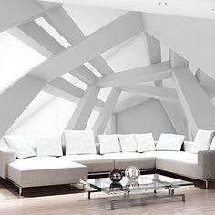 Fotomural 350x245 cm - 3 tres colores a elegir - Papel tejido-no tejido. Fotomurales - Papel pintado - Abstracción arquitectura a-B-0012-a-b Fotomurales! B&D XXL https://www.amazon.es/dp/B01CGKD1DO/ref=cm_sw_r_pi_dp_d75dxb84KXW9F