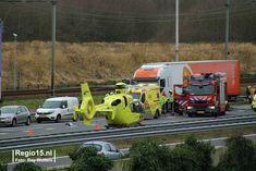 Zware aanrijding op de A12 bij Zoetermeer - Regio15 - Het laatste nieuws uit de regio Haaglanden