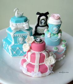 Adorable Mini cakes