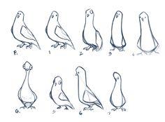 Bird Sketch Tattoo Character Design Ideas For 2019 Feather With Birds Tattoo, Red Bird Tattoos, Bird Tattoo Men, Bird Drawings, Animal Drawings, Tattoo Sketches, Tattoo Drawings, Realistic Bird Tattoo, Bird Of Paradise Tattoo