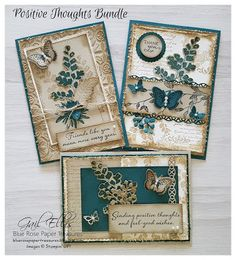 Blue Rose Paper Treasures: Search results for Positive thoughts Butterfly Cards, Flower Cards, Masculine Birthday Cards, Masculine Cards, Fancy Fold Cards, Stamping Up Cards, Sympathy Cards, Creative Cards, Vintage Cards