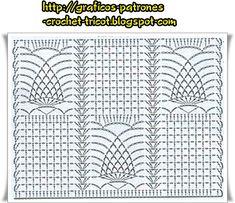 Marisabel crochet: Diagrama...