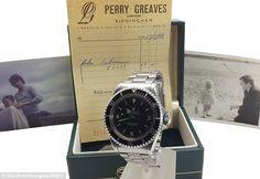 Hodinky Rolex kúpené 50 rokov dozadu za 69 libier sa teraz predávajú za 100 000 libier