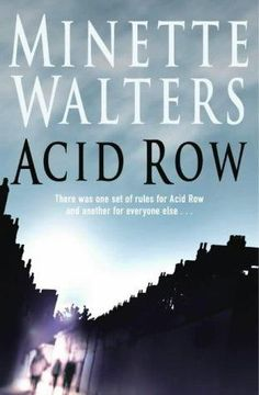 book cover of   Acid Row