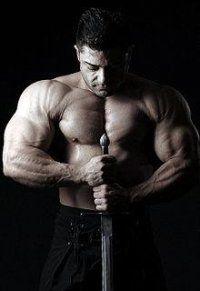 Patrik Baboumian: Bodybuilder, weightlifter, vegan.