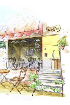 My coffee shop!! Someday !! Dream big!