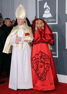 Grammy 2012 - What were they thinking? Really Outrageous