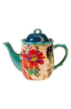 POETIC WANDERLUST Tracy Porter® For Poetic Wanderlust® 'Scotch Moss' Teapot available at #Nordstrom