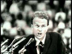 Classic Billy Graham...