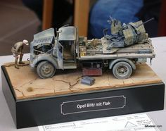 By Editor — Time to present some of the many armor models seen at the 2013 Moson Model Show. Here is the first batch of entries from the very crowded armor tables....