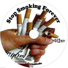How to Stop Smoking Forever 7 Books on cd
