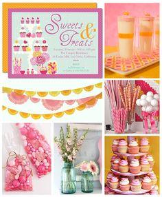 Sweets & treats inspiration board